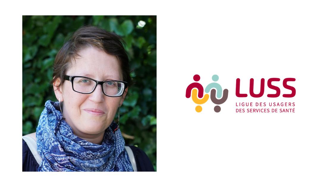 Interview de Carine Serano, coordinatrice du soutien et de la proximité à la LUSS