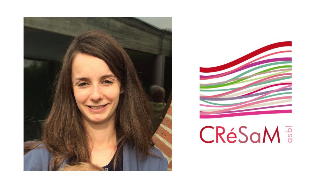 Interview d'Audrey Crucifix du CRéSaM