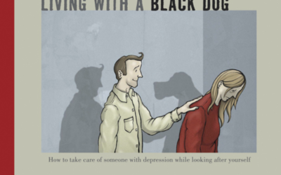 » Living with a Black Dog: His Name Is Depression», Matthew Johnstone