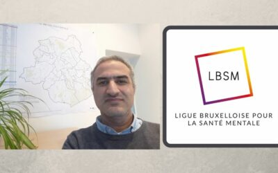 Interview de Yahyâ Hachem Samii , directeur de la Ligue Bruxelloise pour la Santé Mentale asbl