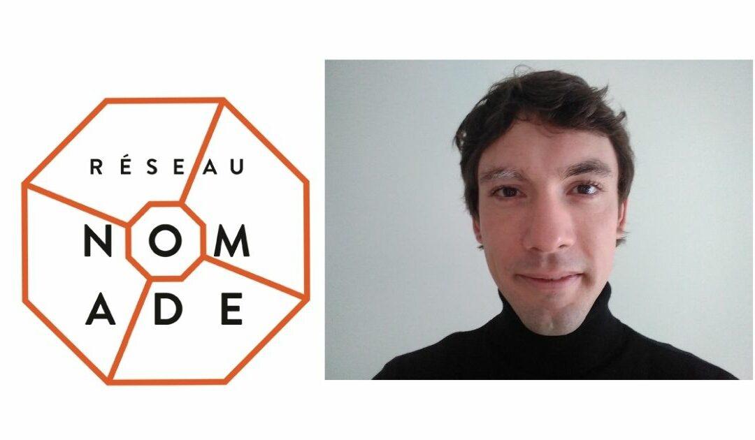 Interview de Tommy Thiange, coordinateur du Réseau Nomade