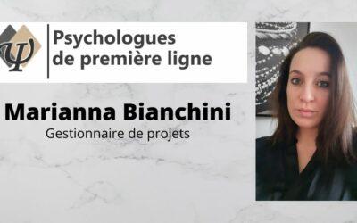 Marianna Bianchini, gestionnaire de projets et chargée de mission pour «Psychologues de première ligne» nous en explique la genèse et les objectifs.