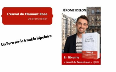 «L'envol du Flamant Rose», un livre sur le trouble bipolaire