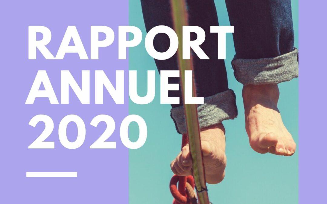 Rapport annuel 2020 : pair-aidance, bipolarité et Covid-19